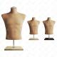 Manekin wystawowy męski krótki 48-50 BEŻ BC-2