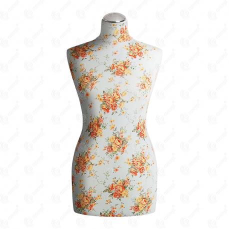 Koszulka pokrowiec do manekina krawieckiego dekoracyjna rozmiar 34 36-38