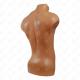 Manekin wystawowy tors plastikowy męski krótki 48-50 (v2)