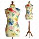 Manekin krawiecki damski dekoracyjny 34 S-4 (K014)