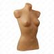 Manekin wystawowy tors plastikowy damski krótki 36-38 miska B
